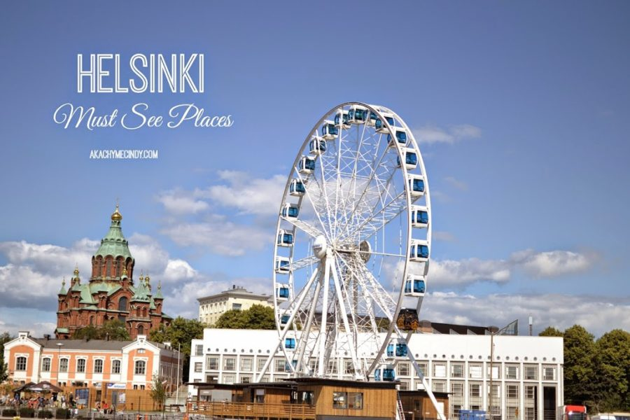 Places To Visit In Helsinki This Summer Aka Chymecindy