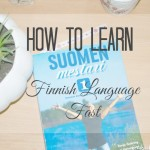 how to learn Finnish