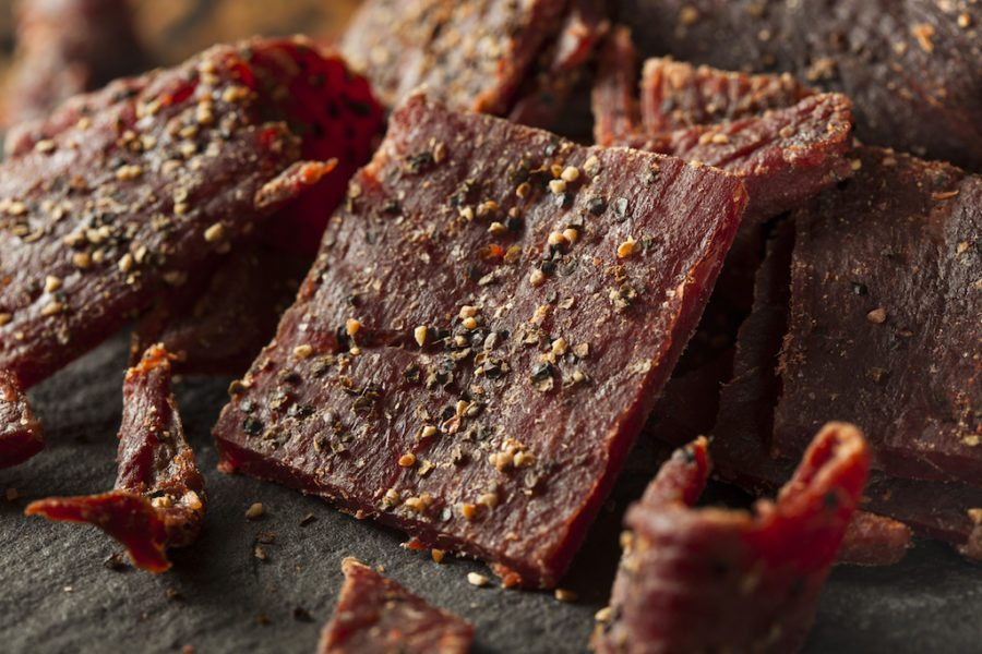 Eats / Homemade Beef Jerky Recipe - Chymecindy
